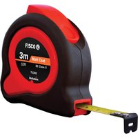 Fisco Tuf-Lok Tape Measure Imperial & Metric 10ft / 3m 13mm