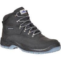 Steelite Mens Aqua S3 All Weather Safety Boots Black Size 6.5
