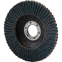 Garryson DIY Zirconium Abrasive Flap Disc 115mm Coarse