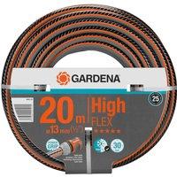 Gardena Comfort HighFLEX Hose Pipe 1/2 / 12.5mm 20m Grey & Orange