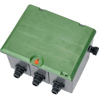 Gardena SPRINKLER SYSTEM Valve Box V3 for Three 9V 1