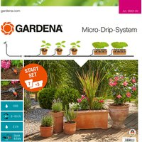 Gardena MICRO DRIP 7 Pot and Planter Water Irrigation Starte