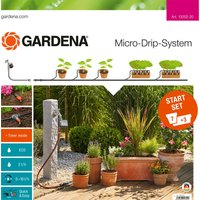 Gardena MICRO DRIP Terrace & Balcony Automatic Watering Starting Set