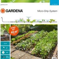 Gardena MICRO DRIP Beds Watering Starter Set