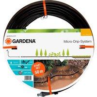 Gardena MICRO DRIP Below Ground Water Irrigation Starter Set 1/2 / 12.5mm 50m