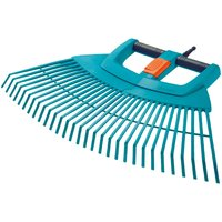 Gardena COMBISYSTEM Foldable Plastic Fan Rake XXL Head