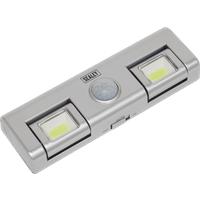 Sealey 8 LED Area Light Automatic PIR Movement Sensor