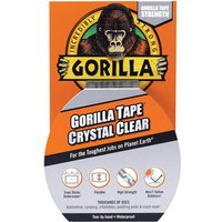 Gorilla Tape Repair Clear 48mm 8.2m