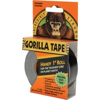 Gorilla Ultra Tough Cloth Tape Handy Roll 25mm
