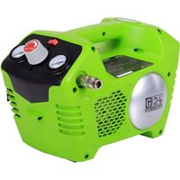 Greenworks G24AC 24v Cordless Air Compressor No Batteries No Charger