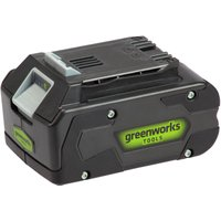 Greenworks G24BL 24v Cordless Li ion Battery 4ah 4ah