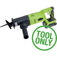 Greenworks G24RS 24v Cordless Reciprocating Saw No Batteries No Charger No Case