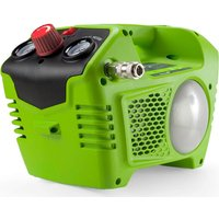 Greenworks G40AC 40v Air Compressor No Batteries No Charger