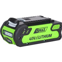 Greenworks G40B2 40v Cordless Li ion Battery 2ah 2ah