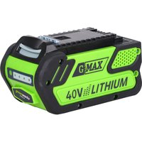 Greenworks G40B4 40v Cordless Li ion Battery 4ah 4ah