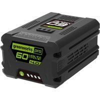 Greenworks G60 60v Cordless Li ion Battery 4ah 4ah