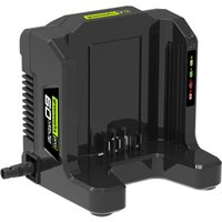 Greenworks G60C 60v Cordless Li ion Fast Battery Charger 240v
