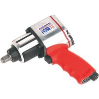Sealey GSA02 Twin Air Impact Wrench 1 2  Drive