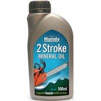 Handy 2 Stroke Engine Oil 500ml