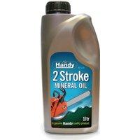 Handy 2 Stroke Engine Oil 1l