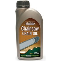 Handy Chainsaw Chain Oil 500ml