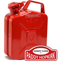 Paddy Hopkirk Jerry Can 5l Red