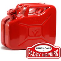 Paddy Hopkirk Jerry Can 10l Red