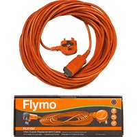 Flymo FLY102 Genuine Detachable Power Cable 15m Pack of 1