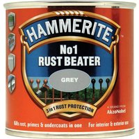 Hammerite No.1 Rustbeater Grey 250ml