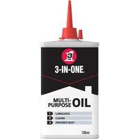 3 In 1 Multi Purpose Oil Flexi Can 100ml