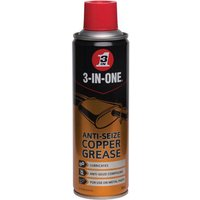 3 in 1 Anti Seize Copper Grease Aerosol 300ml