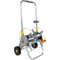 Hozelock Empty Metal Hose Reel Cart 60m