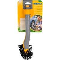 Hozelock Car Wheel Hose Pipe Wash Brush