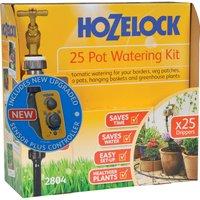 Hozelock CLASSIC MICRO 25 Pot Garden Watering System & Sensor Timer