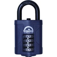 Henry Squire Push Button Combination Padlock 40mm Standard