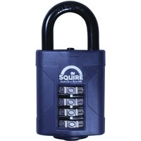 Henry Squire Push Button Combination Padlock 50mm Standard