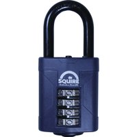 Henry Squire Push Button Combination Padlock 50mm Long