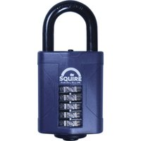 Henry Squire Push Button Combination Padlock 60mm Standard