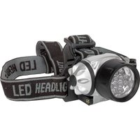 Sealey 7 LED Head Torch Silver