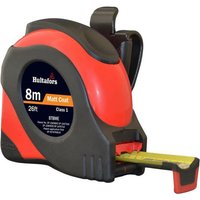 Hultafors Brick Mate Tape Measure Imperial & Metric 26ft / 8m 25mm