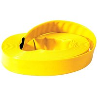 Sirius Heavy Duty Layflat Hose Yellow 25mm 25m