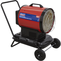 Sealey Transport Trolley for IR20 Space Heater