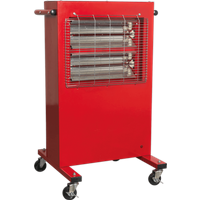 Sealey Infrared Cabinet Heater 240v