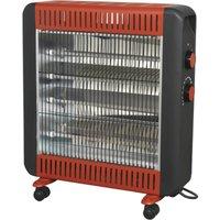 Sealey IRH2200W Quartz Heater 240v