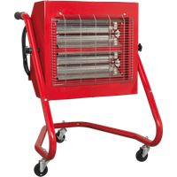 Sealey IR153 Infrared Electric Heater 240v