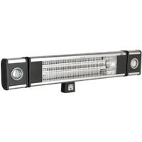 Sealey IWMH1809LR Carbon Fibre Infrared Electric Wall Heater