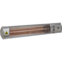 Sealey Infrared Short Wave Wall Mount Heater