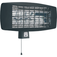 Sealey IWMH2003 Wall Mounting Infrared Electric Quartz Heater