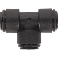 Sealey Equal Tee for John Guest SpeedFit Systems 8mm Pack of 5