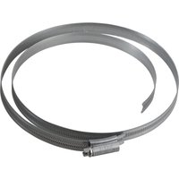 Jubilee Zinc Plated Hose Clip 260mm - 292mm Pack of 1